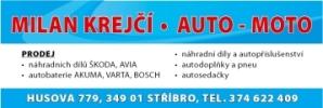 Milan Krejčí AUTO-MOTO